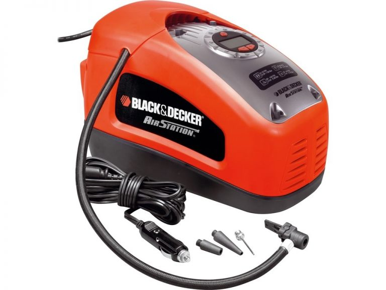 black and decker pomp