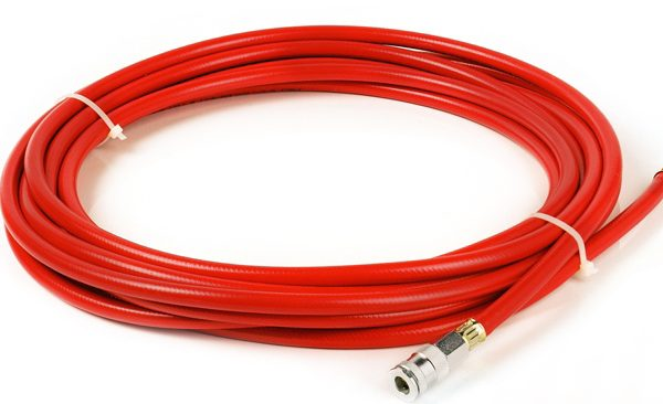 hefkussen slang rood